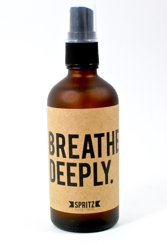 breathe deeply popsugar