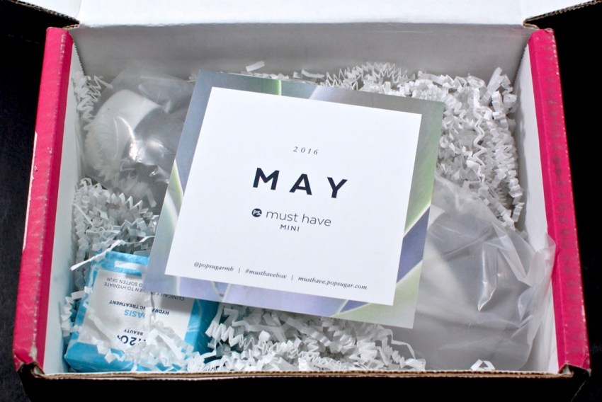 POPSUGAR Must Have mini box