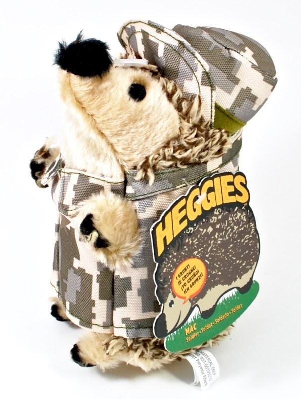 heggies dog toy