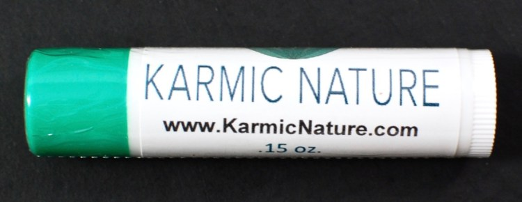 karmic nature lip balm