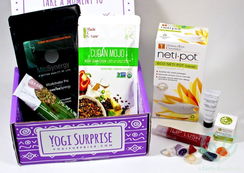 May 2016 Yogi Surprise review