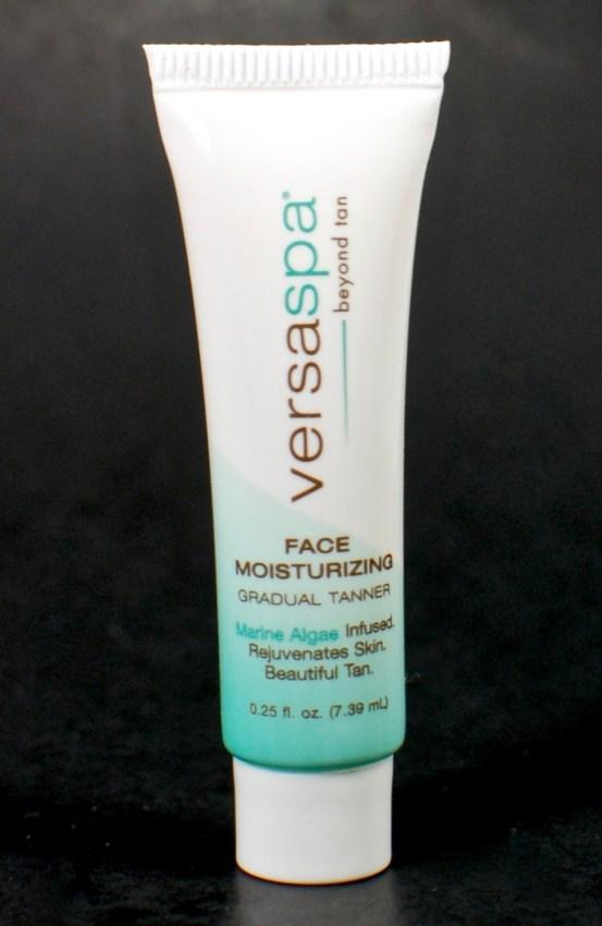 Versaspa moisturizer