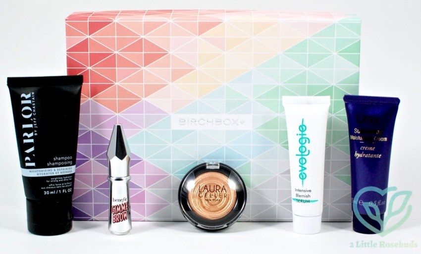 Birchbox June 2016 Subscription Box Review & Coupon Code