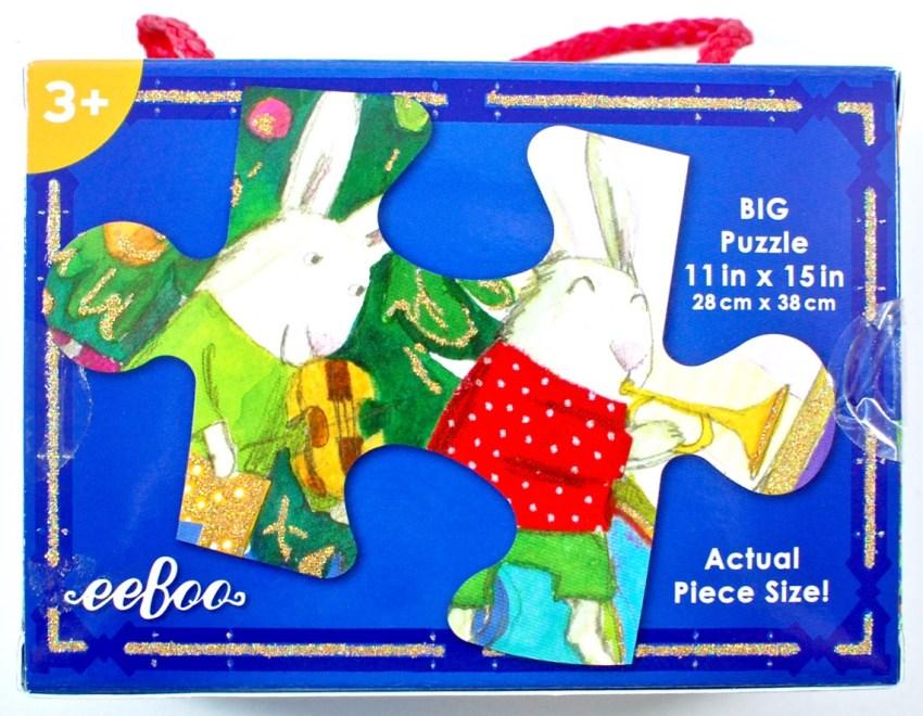 eeboo glitter puzzle