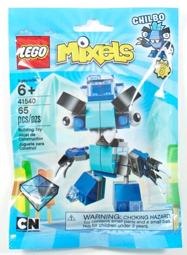 Lego Mixels figure