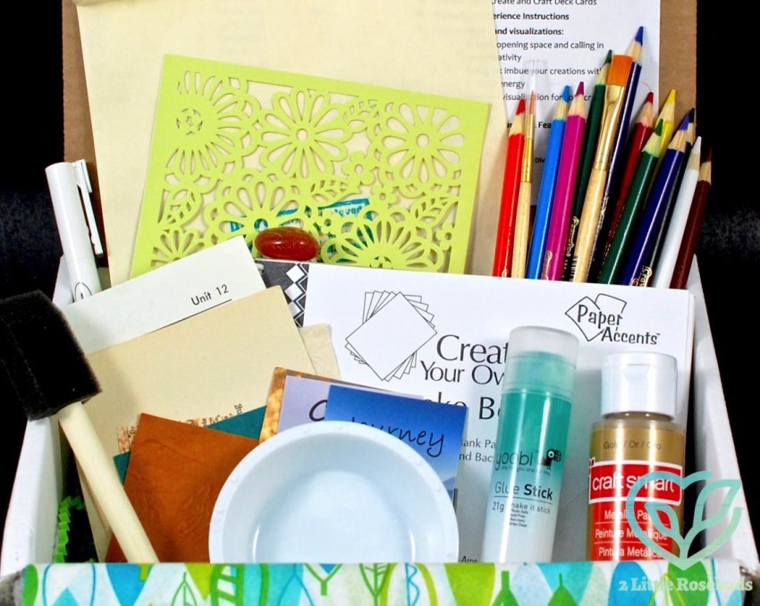 Divine You Conscious Crafting Kit July 2016 Review & Coupon Code