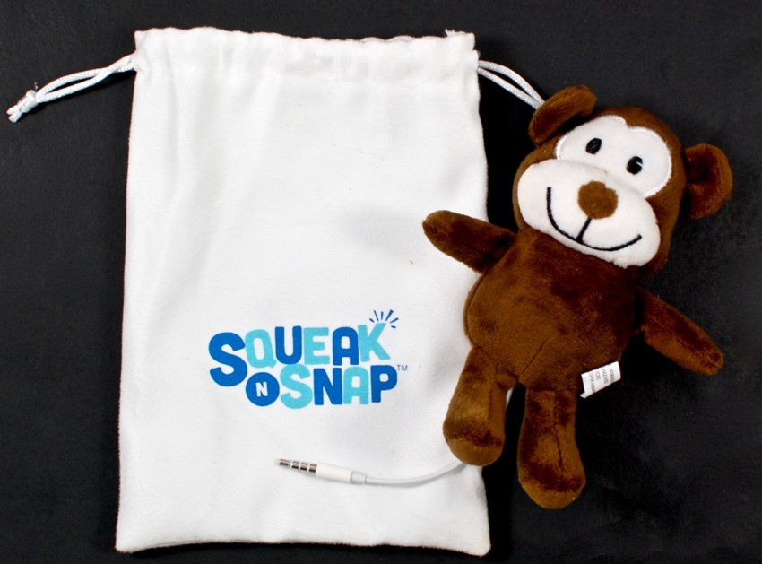 monkey squeak and snap
