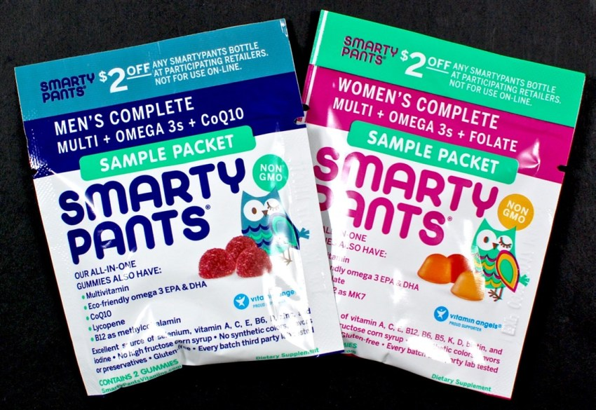 Smarty Pants vitamins