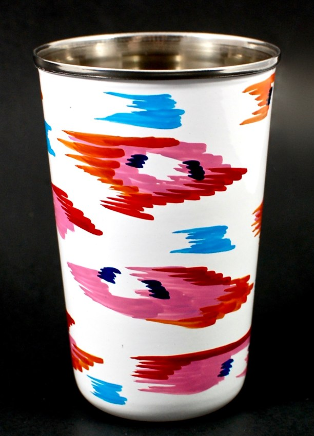 color travel cup