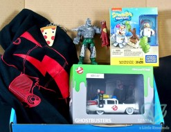 May 2016 My Geek Box review