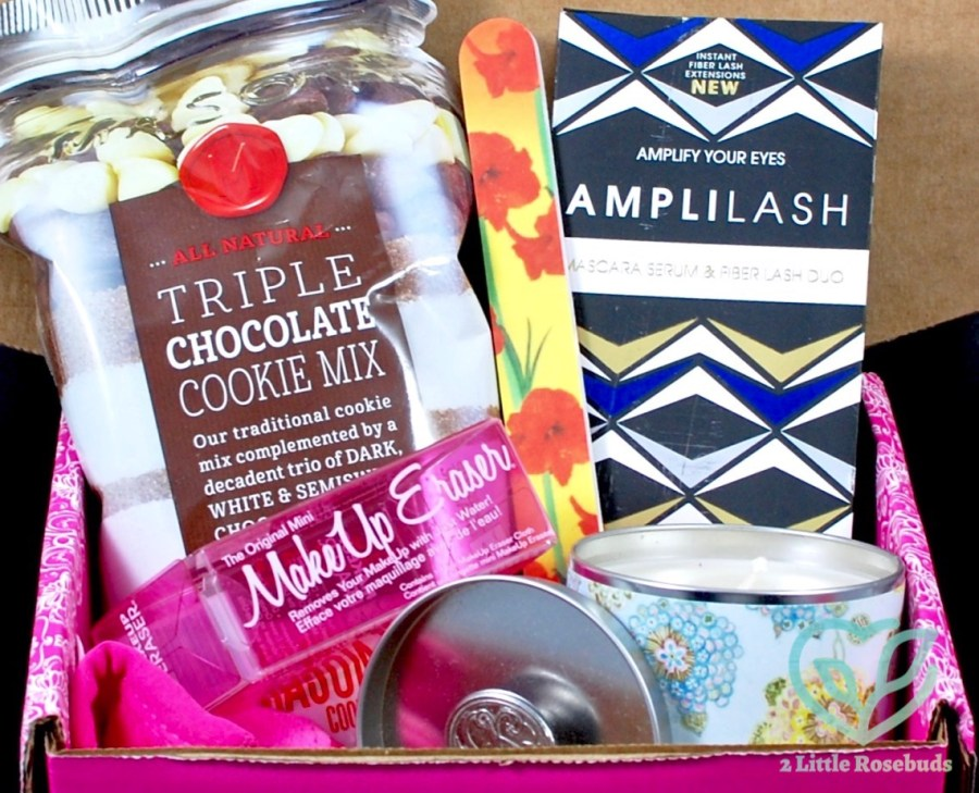 June 2016 Pampered Mommy review