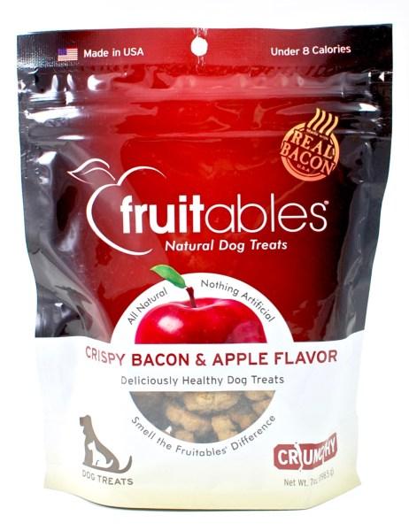 Fruitables bacon & apple treats