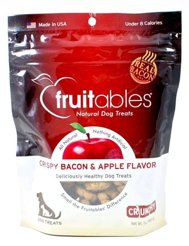 Fruitables bacon & apple treats