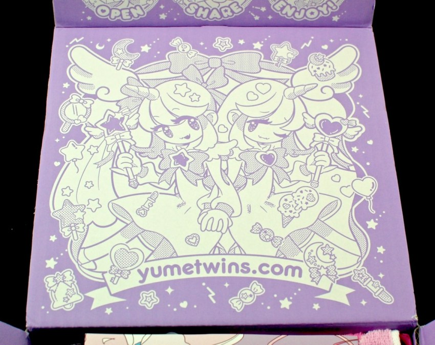 Yume Twins box review
