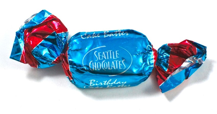 Seattle Chocolates birthday cake
