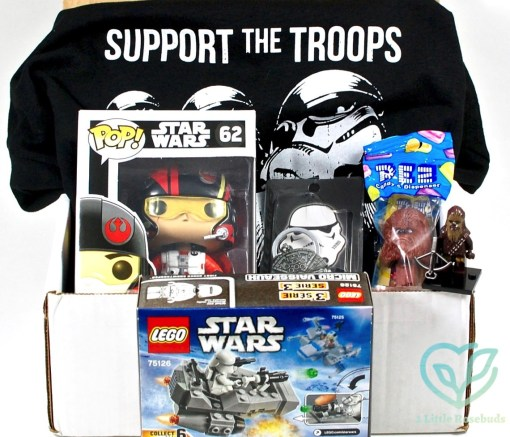 July 2016 GeekR Box review