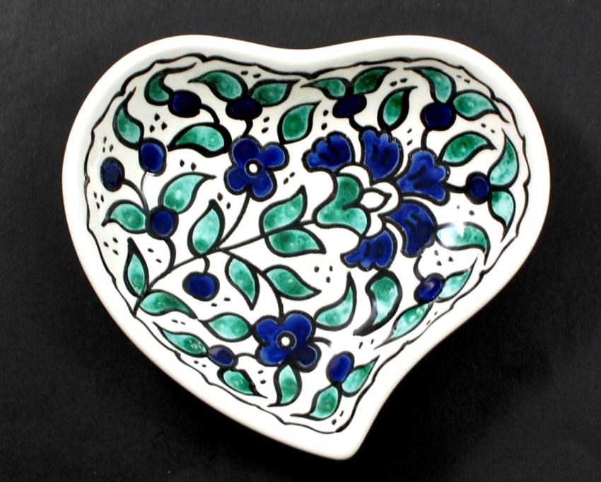 GlobeIn heart dish