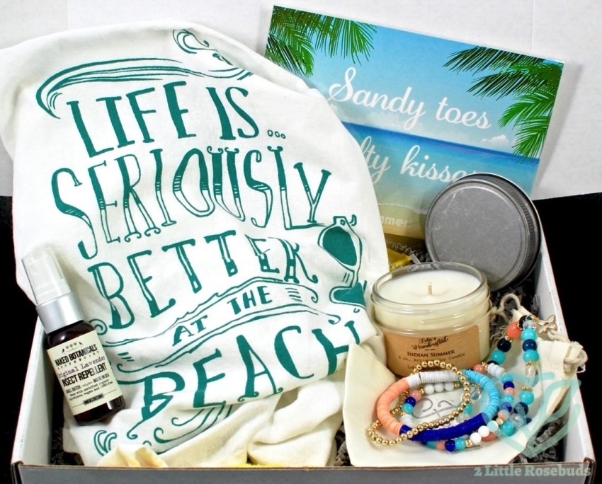 July 2016 Hello Bliss Box review