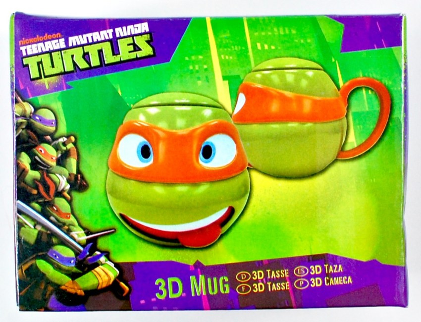 TMNT mug