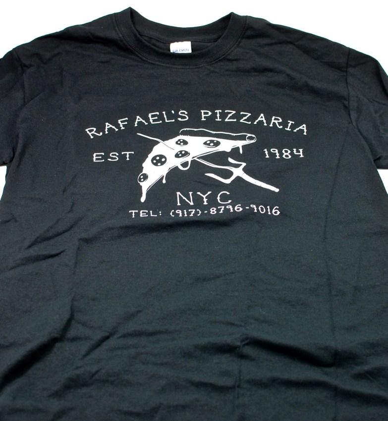 Rafael's Pizzaria t-shirt