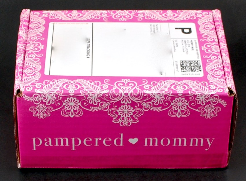pampered mommy box review
