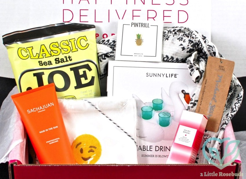 July 2016 Popsugar Must Have review