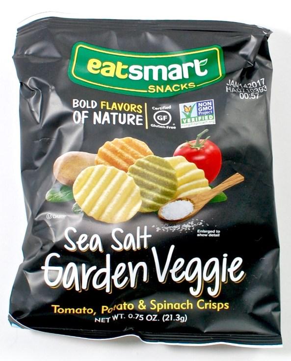 Eat Smart garden veggies