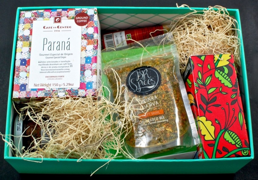 Try the World July 2016 review