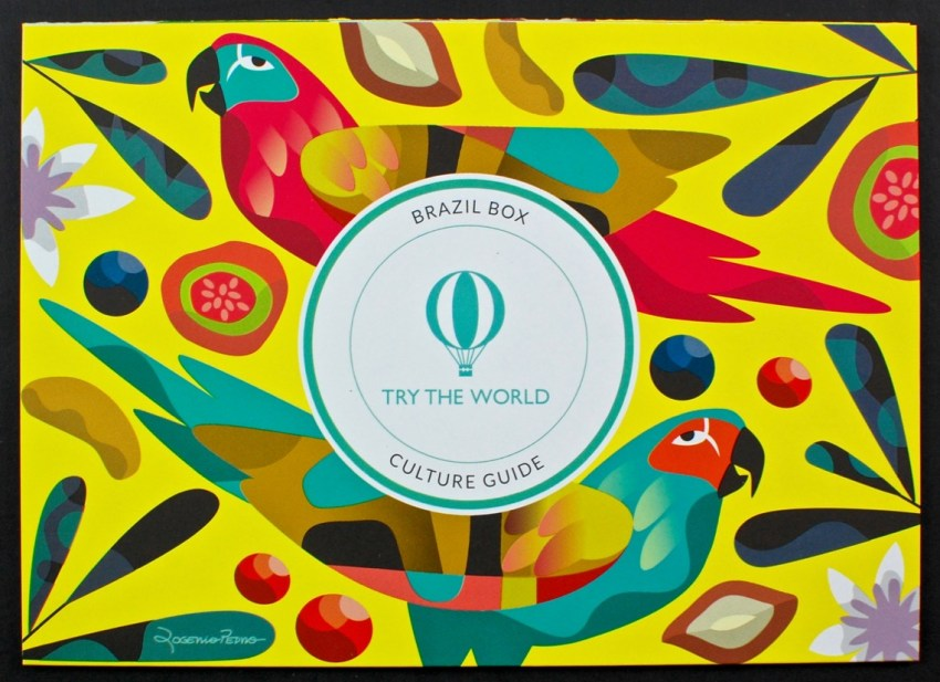 Try the World Brazil box review