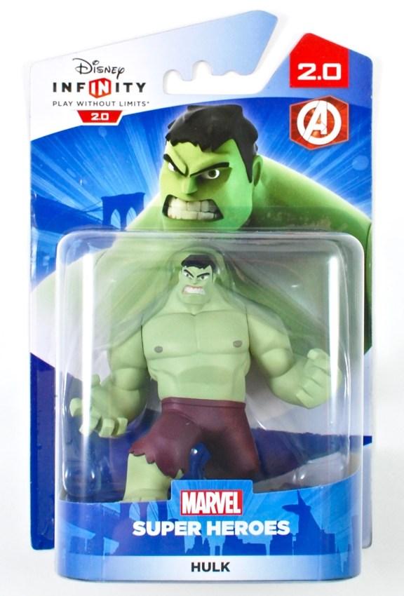 Disney Infinity hulk figure