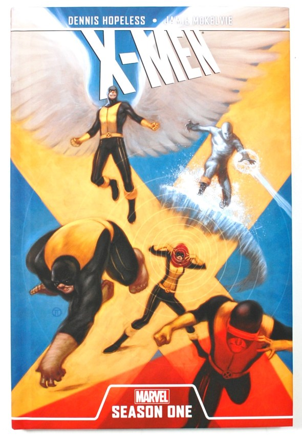 X-Men season 1 book
