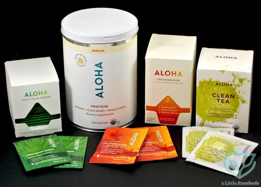 ALOHA 14-Day Detox Bundle Review