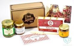 August 2016 Bon Appetit Box review