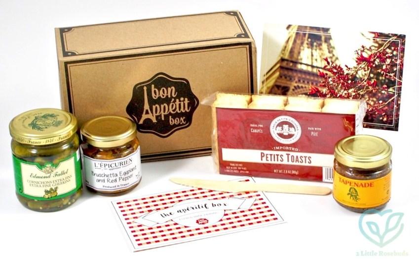 Bon Appetit Box August 2016 Subscription Box Review & Coupon Code