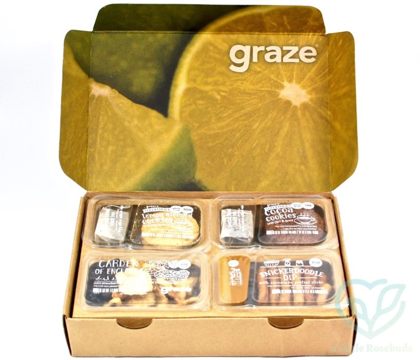 Graze August 2016 Subscription Box Review & First Box FREE