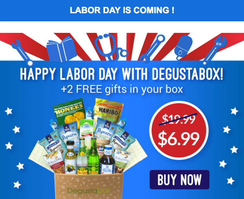degustabox coupon