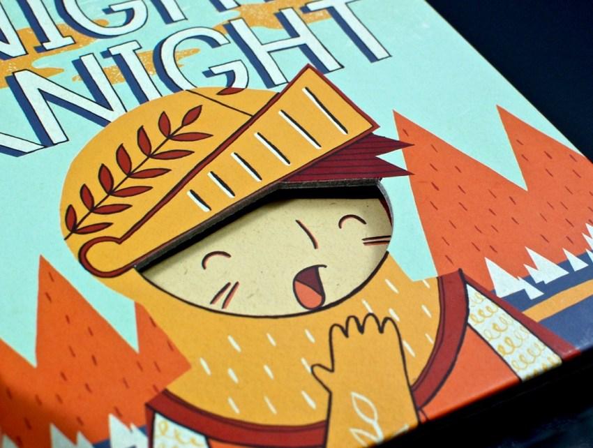 Night Knight book
