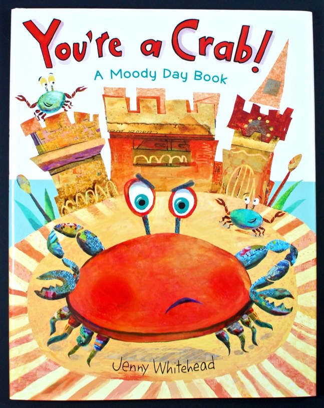 You're a Crab book