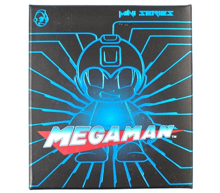 Megaman Kidrobot figure