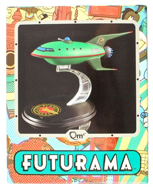 Loot Crate Futurama model