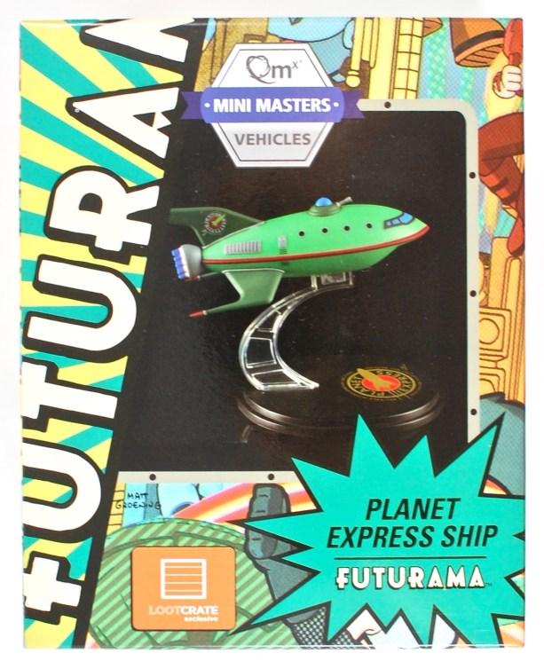 Futurama Planet Express model
