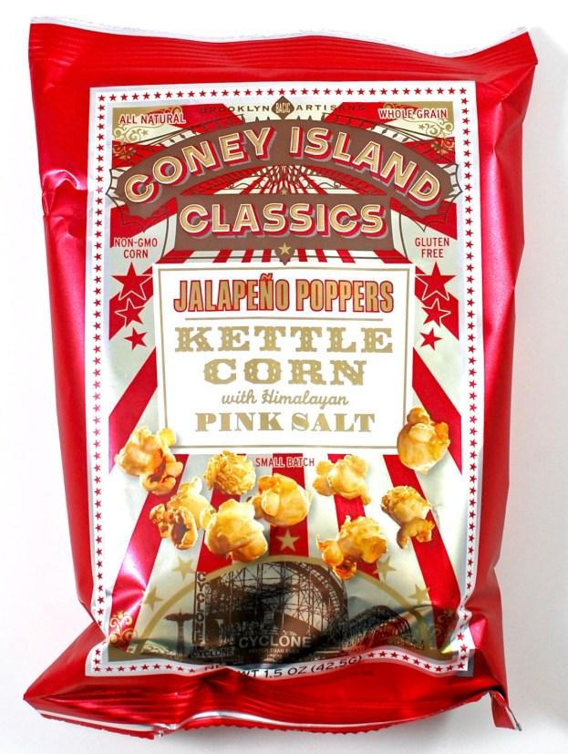 Coney Island Classics popcorn