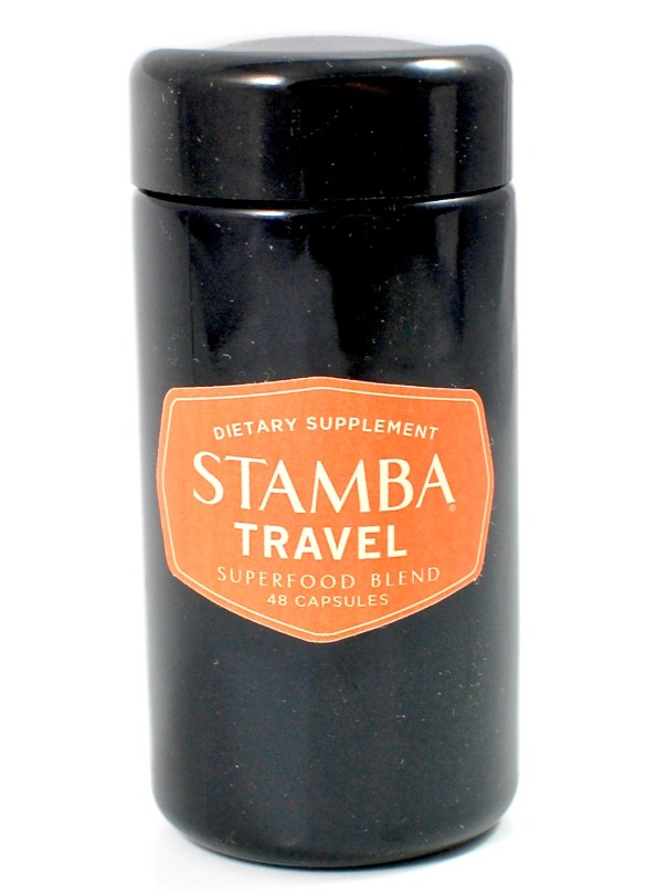 stamba superfoods travel