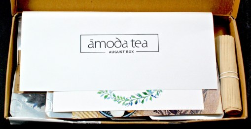 Amoda Tea review