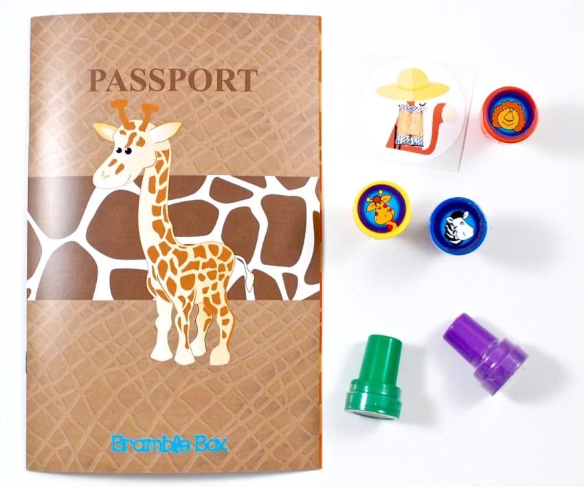 Bramble Box safari
