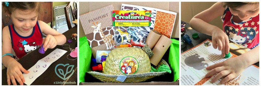 Bramble Box August 2016 Review & Coupon Code