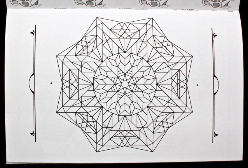 mandala drawing