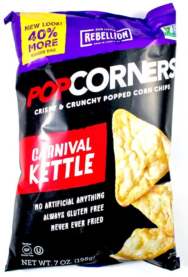 Popcorners chips