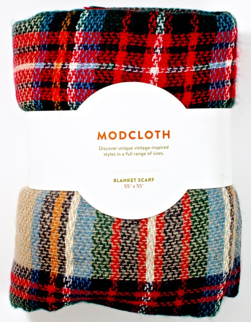 Modcloth Loch and Key Scarf