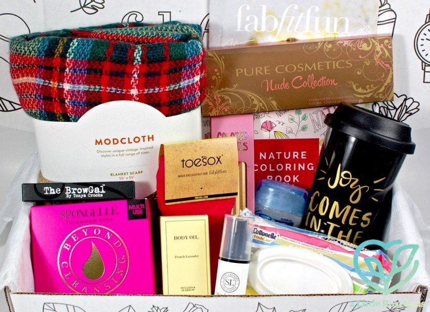 Fall 2016 FabFitFun review